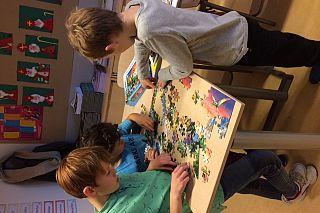 Samen werken en samen spelen