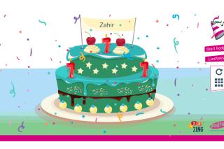 verjaardag Zahir