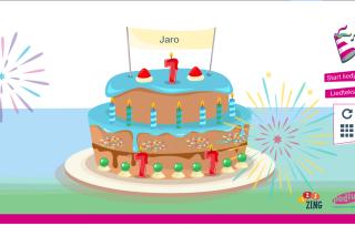 verjaardag Jaro