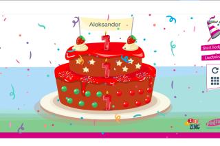 verjaardag Aleksander