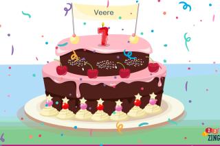 verjaardag Veere